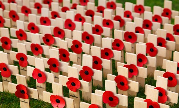 A Reflection for Remembrance Sunday